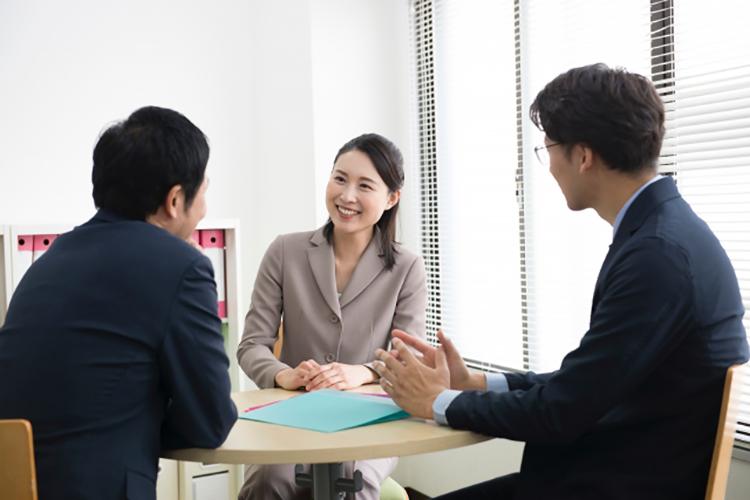 企業への推薦・仲介サポート